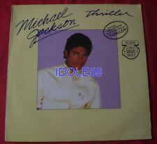 Michael Jackson, Thriller long version / thriller / things i do you, Maxi Vinyl
