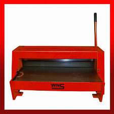 WNS Sheet Metal Lever Guillotine / Shear 650mm x 1.25mm Signs Name Plates Badges