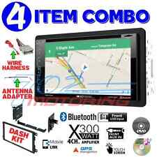 2006-2015 GPS NAVIGATION CHEVY GMC SILVERADO SIERRA SAVANA BLUETOOTH CAR STEREO