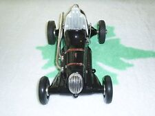 1950's  ROY COX THIMBLE DROME CHAMPION TETHER RACE CAR with ENGINE