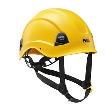 Vertex Best Yellow Professional Climbing Rescue helmet hard hat by Petzl