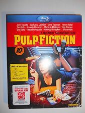 Pulp Fiction (Blu-ray Disc, 2011) W/Slipcover