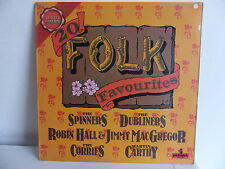 20 folk favourites SPINNERS / DUBLINERS / CORRIES / MARTIN CARTY PLE7016
