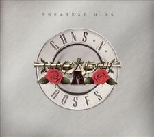 GUNS 'N' ROSES: GREATEST HITS [WELCOME TO THE JUNGLE,PARADISE CITY,,CIVIL WAR++]