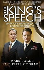 The King's Speech, Mark Logue, Peter Conradi