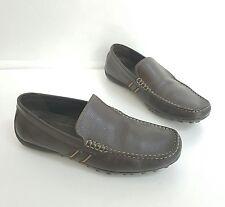 GEOX  scarpe mocassini Uomo vera pelle Tg. 42