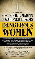 Dangerous Women Vol. 1 by George R. R. Martin and Gardner Dozois (2014,...
