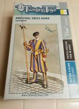 1/6 TWISTING TOYZ POPES OWN SWISS GUARD PONTIFICAL VATICAN CITY ITALIAN BBI DID