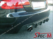 M Sport Rear Bumper Diffuser Carbon Fiber For BMW 2007+ 335i Coupe Convertible
