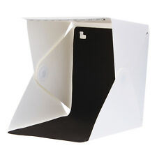Mini Photo Studio Box Built-in Light Portable Photography Backdrop Room Tent Kit