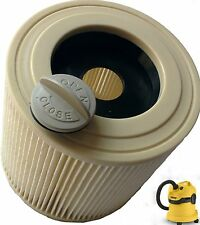 Karcher Wet Dry hoover  WD3.150 WD3200 A1001 Vacuum Cleaner Filter Cartridge