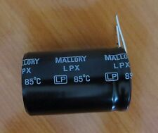 Mallory LPX Electroltyic Capacitor 470uF 350V *NOS*