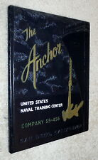 The Anchor,Naval Training Center,Company 55-528,San Diego,VG-,HB   P