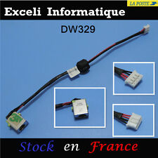 Connecteur alimentation Dc Power Jack Cable ACER ASPIRE 7750 7750G Connector FR