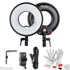 300 LED Ring Lighting Light Video Continuous Light Shooting + Camera Bracket