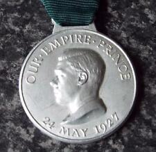 VINTAGE 1927 EMPIRE DAY - PRINCE EDWARD MEDAL WITH RIBBON