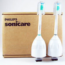 Philips Sonicare e-Series Standard Toothbrush Brush Heads HX7002/62, 2-Pack NEW!