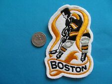 VINTAGE 70-71 BOSTON BRUINS NATIONAL HOCKEY LEAGUE PATCH CREST EMBLEM  NHL
