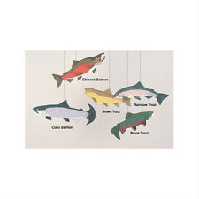 Skyflight Trout Fish Hanging Baby Classroom Mobile