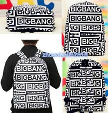 Bigbang g-dragon taeyang daesung seungri Shoulder Bag School Book Bag Backpack