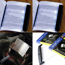 Tops Book Lights Hot Reading Lamp Night Vision Reading Panel Page LED Light Hot