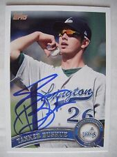 TANNER BUSHUE signed ASTROS 2011 Topps Pro Debut baseball card Autographed AUTO