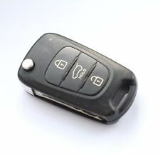 GENUINE HYUNDAI 3 BUTTON KEY FOB  i10 i20 i30 ETC - 433MHZ