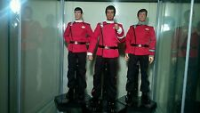 1/6 SCALE ACTION FIGURES STAR TREK TWOK KIRK SPOCK MCCOY by NANJIN LOWER PRICE!