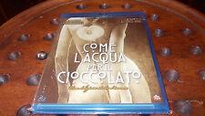 Come l'acqua per il cioccolato Blu-Ray ..... Nuovo