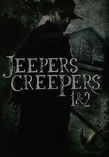 Jeepers Creepers 1 & 2 (2014, REGION 1 DVD New)