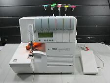 PFAFF CoverLock 4872 Sewing Machine Serger W/ Pedal
