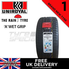 "NEW 225 40 18 UNIROYAL RAINSPORT 3 92Y XL 225/40R18 NEW MAX WET GRIP TYRE ""A"""