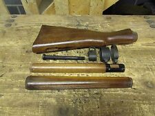 lee enfield no4 parts.wood is un issued