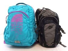 The North Face Haystack Lot of 2 Camping/Hiking Day Pack, Hydration Pack [SH521]