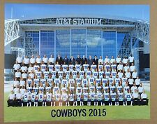 FINALLY 2015 DALLAS COWBOYS Team Picture Photo pic WITTEN Romo DEZ Sean Lee