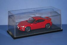 2012 TOYOTA 86 Red 1/43 NOREV JAPAN
