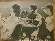 The Bay City Rollers, Full Page Vintage Pinup