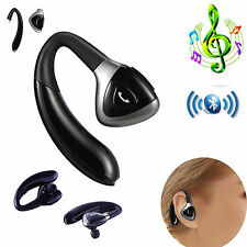 A2DP Bluetooth Headphone Sport HD Stereo Wireless Headset + Changable Battery