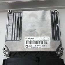 BMW 1 3 Series E81 E82 E87 E90 E91 2.0D ENGINE ECU DDE 8506281   0281016068