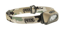 PETZL TACTIKKA ® +  Compact headlamp - 160 Lumens - Made in France - CAMO