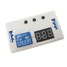 Imported 12V LED Automation Delay Timer Control Switch Relay Module with case