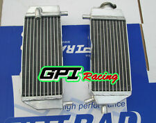 Aluminum Radiator for YAMAHA YZ125 YZ 125 2005-2013 2012 2011 2010 2009 2008