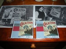 PHOTO-DRAMA OF CREATION Collector Set DVD Photos Auto Watchtower Jehovah IBSA