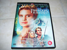 The Princess Bride * DVD DTS 2002 nederlands ondertiteld *