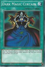 3X YU-GI-OH CARD: DARK MAGIC CURTAIN - SDMY-EN027 - 1st EDITION