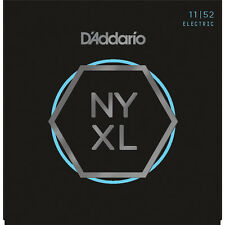 D'Addario NYXL1152 Medium Top/Heavy Bottom Electric Guitar Strings (11-52)