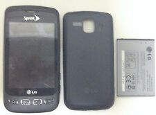 LG Optimus S - LS670 - 2GB - BLACK (Sprint) - Good Shape - Easy to use