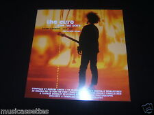"THE CURE JOIN THE DOTS DOUBLE SIDED POSTER FLAT 12"" X 12"" SIZE"