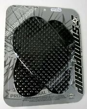 TRIUMPH SPEED TRIPLE 1050 2011 THRU 2015 STOMPGRIP BLACK TANK PROTECTOR