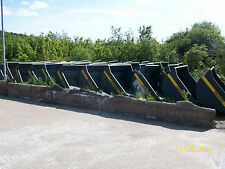 SELECTION OF BARFORD DUMPER SKIPS-FROM 3TON UP TO 10TON.